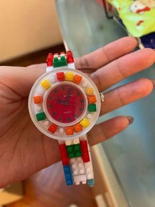 nano block watch