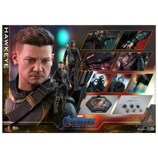 PRE-ORDER : Hot Toys MMS531 Avengers: Endgame - Hawkeye