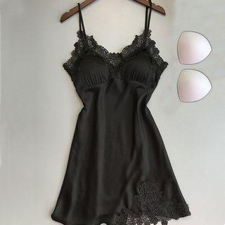 V Neck Nightwear