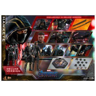 PRE-ORDER : Hot Toys MMS532 Avengers: Endgame - Hawkeye (Deluxe Version)