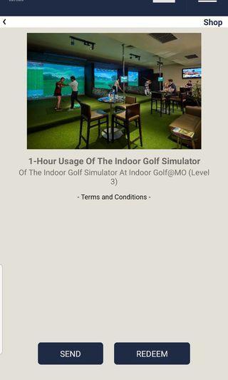 Mandarin Oriental Golf Session