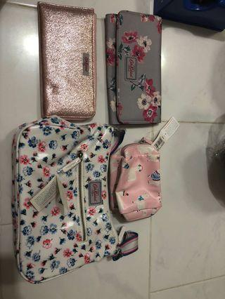 Cath Kidston bags and wallets sale