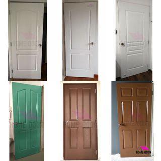 HDB Hollow Classic door (bedrooms)