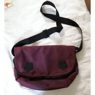Purple Sling Bag
