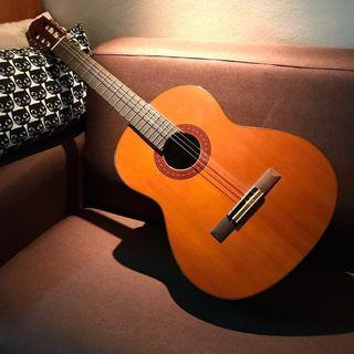 PreLoved Yamaha C70 Classical Guitar #snapendgame