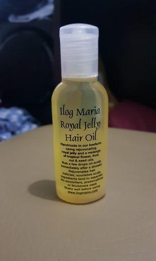 Ilog Maria Royal Jelly Hair Oil