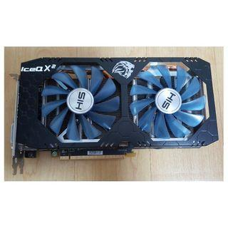 (RUSH) GPU - RX 580 8GB HIS IceQ X2