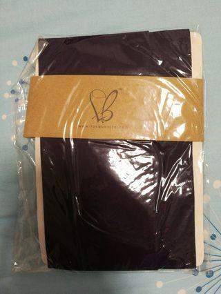Love bonito dark purple tights