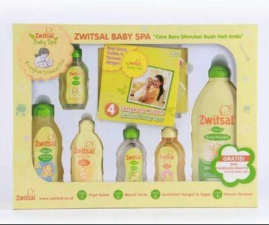 Zwitsal Spa Gift Box