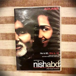 Nishabd DVD