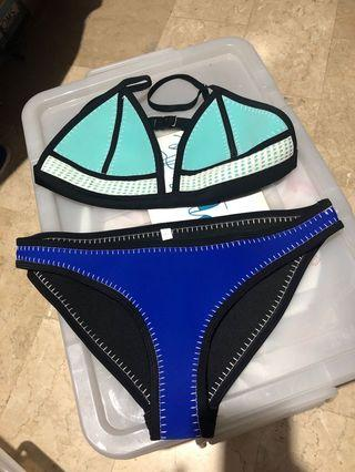 Two-Piece Swimsuit