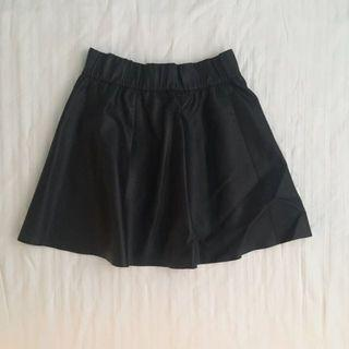 Club Monaco Leather Skirt #SwapCA