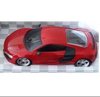 Red Model-car Remote Control FOC Ferrari Diecast