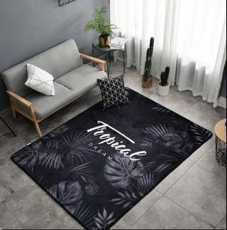 Large Tropical Dream Sponge Carpet