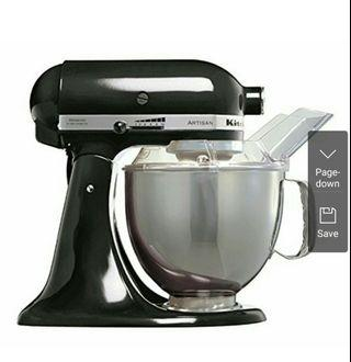 KitchenAid KSM150 5Qt Artisan Stand Mixer (4.8L) - Brand New