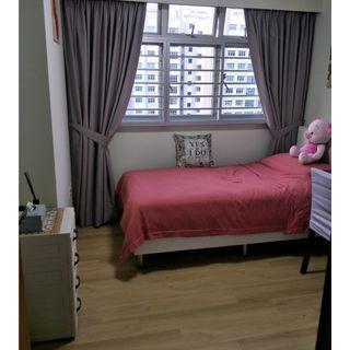 For female...Nice Common bedroom for Rent (Sengkang / Fernvale)