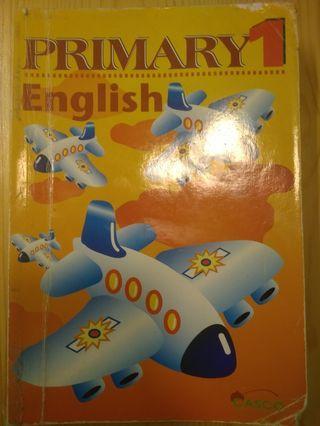 Primary 1 English Grammar practice