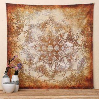130x150cm Fashion Mandala Wall Tapestry (Bohemian 1)