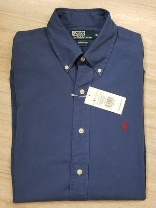 Ralph Lauren Polo Shirt (Long sleeve)