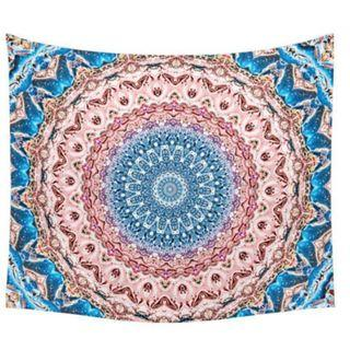 130x150cm Fashion Mandala Wall Tapestry (Bohemian 2)