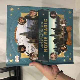 Harry potter behind the scene book