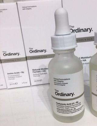 The Ordinary 玻尿酸2%+維他命B5精華液