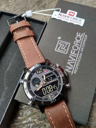 Jam tangan naviforce nf9134 original