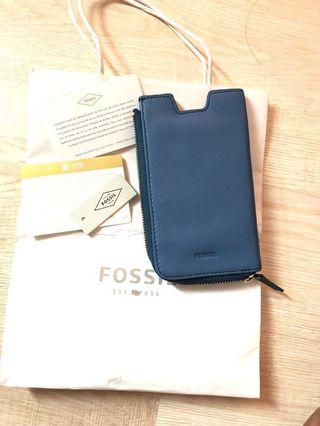 AUTHENTIC Fossil Phone Wallet Case