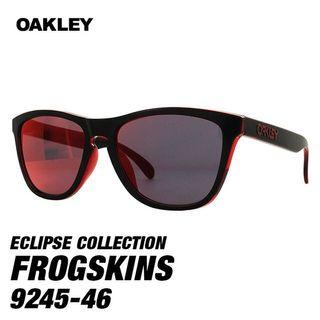 BNIB Oakley Frogskins Eclipse Red