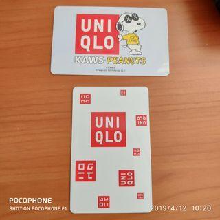 #Uniqlo #Giftcard #Kaws #Peanuts No value #ENDGAMEyourEXCESS