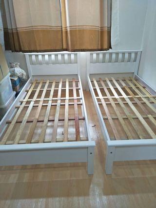 Single Bed Fram