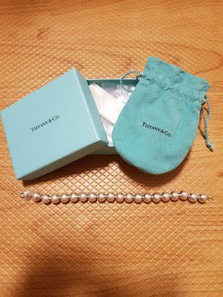 Tiffany & Co Bracelet Silver Beads