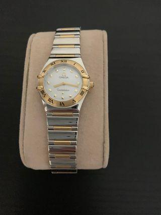 Omega Ladies Constellation Watch