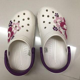 🚚 Hello Kitty Crocs Shoes