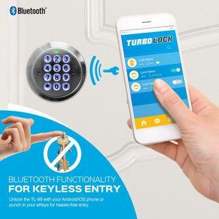 Boost of Security for Families and Rental Business ! Doorlock