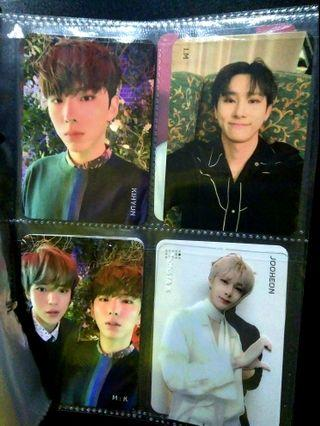 [CLEARANCE] MONSTA X pcs