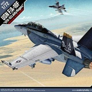 Academy  1/72  F/A-18F Super Hornet 'VFA-103' Jolly Rogers Brand New In Box