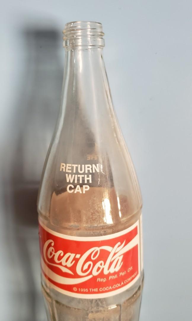 可口可樂 1 L 樽