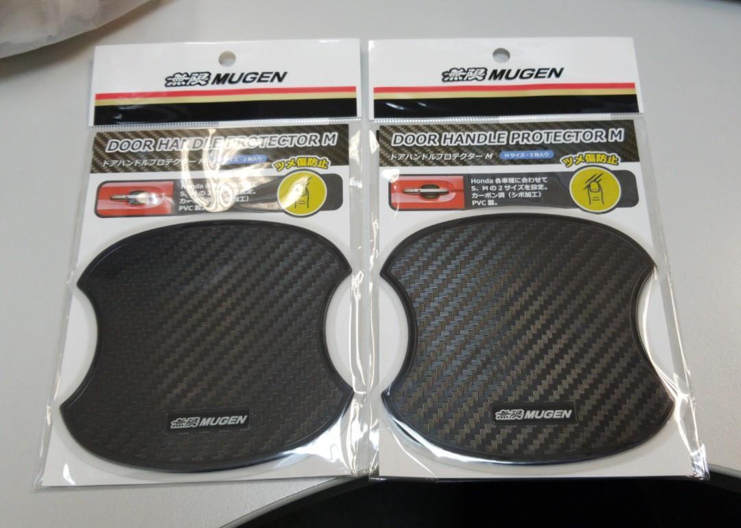 現貨 mugen 門抽保護貼 日本製造 Honda 車專用 兩套起包運費