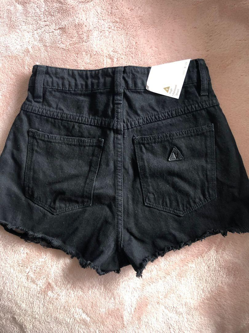 Abrand Jeans - High Relaxed Shorts