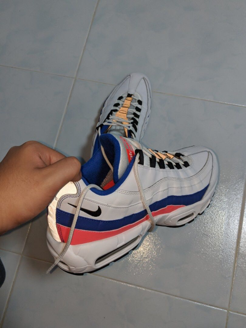 9cfdab46ce76d Air Max 95 Ultramarine