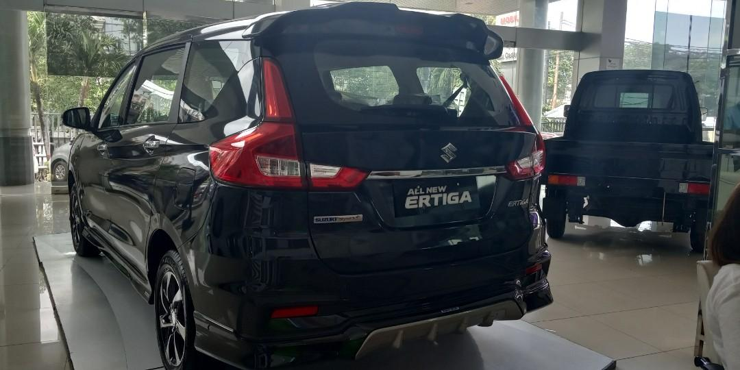 All new Ertiga