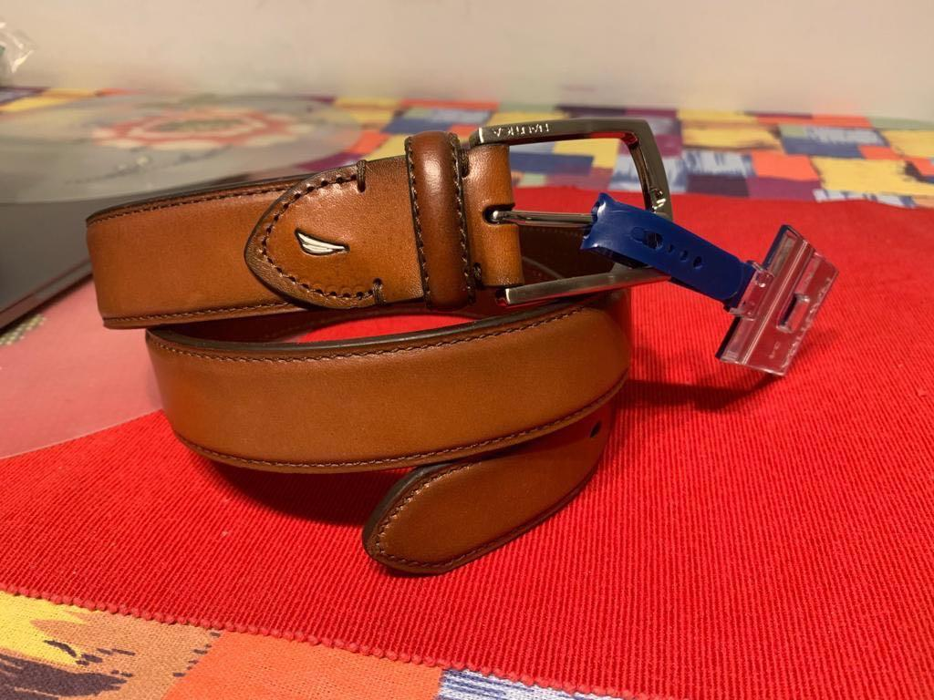 Authentic Nautical leather belts