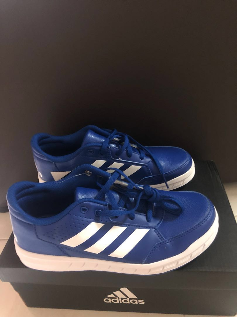 30caa8bf0d0c BNWT Authentic Adidas Sneakers AltaSport, Babies & Kids, Boys ...