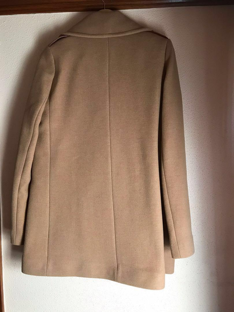 BNWT, Designer coat, See by Chloe, Classic Double Breasted Coat, Size 40 EU / 12 AUS, save $ 450 from  retail price $ 1199,00