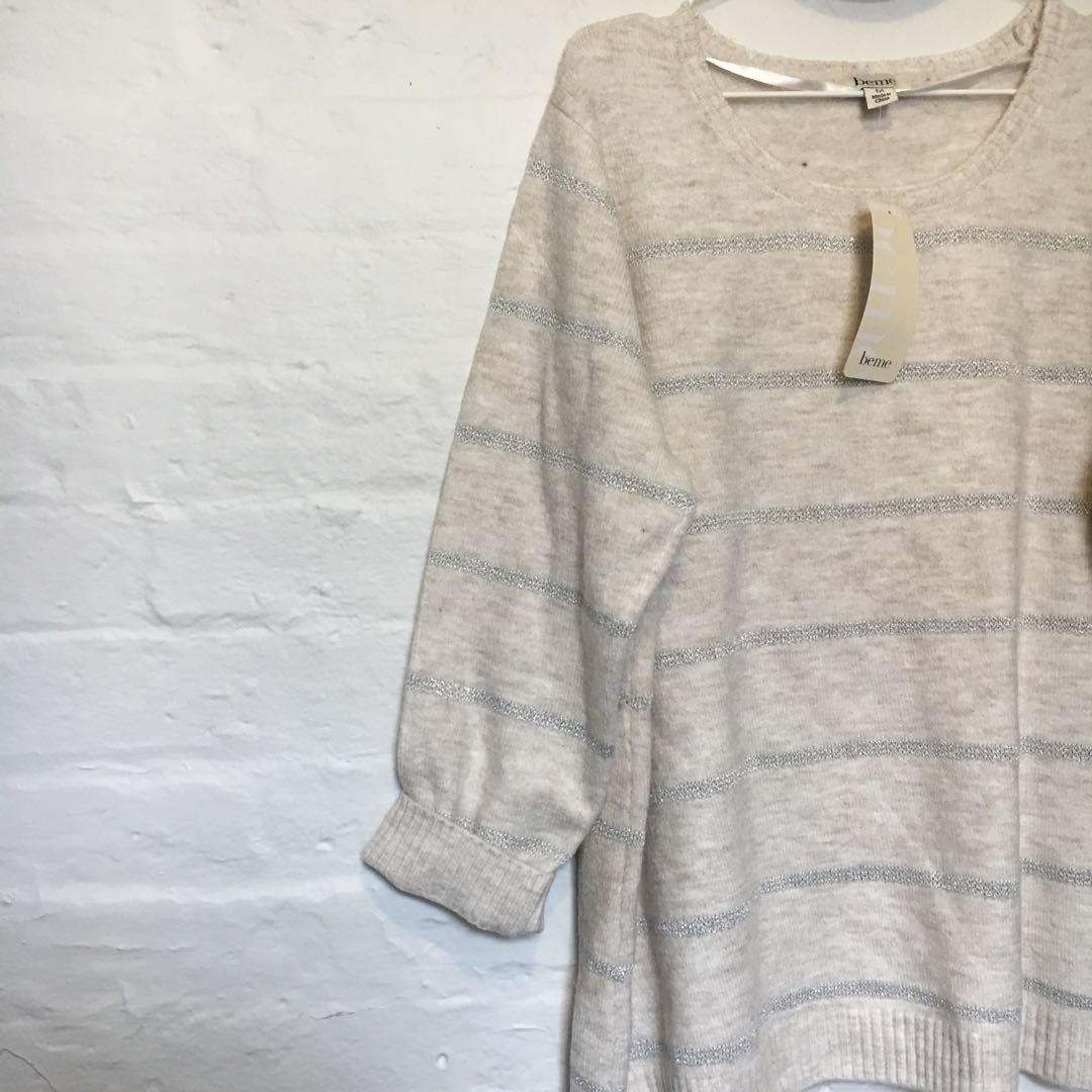 Brand New Beme Winter Sweater with Tags Still Attached