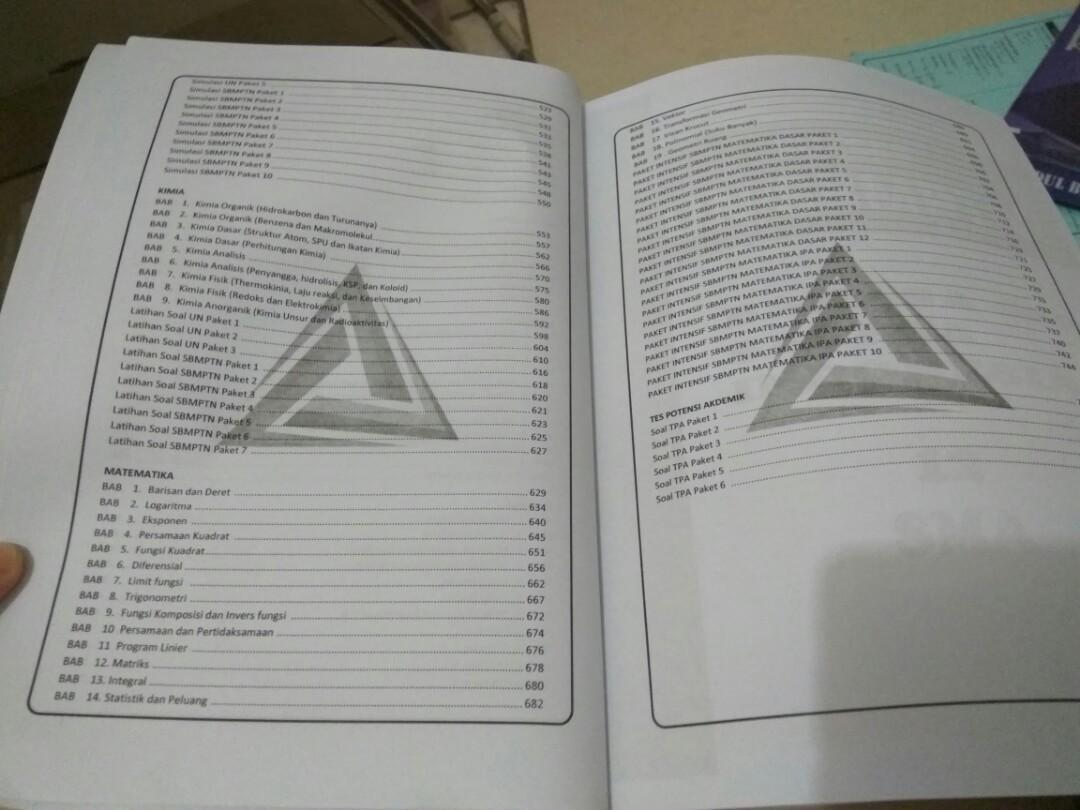 #BAPAU edisi ramadhan Buku Modul Delta UN, USBN, UTBK, SBMPTN, UM SAINTEK