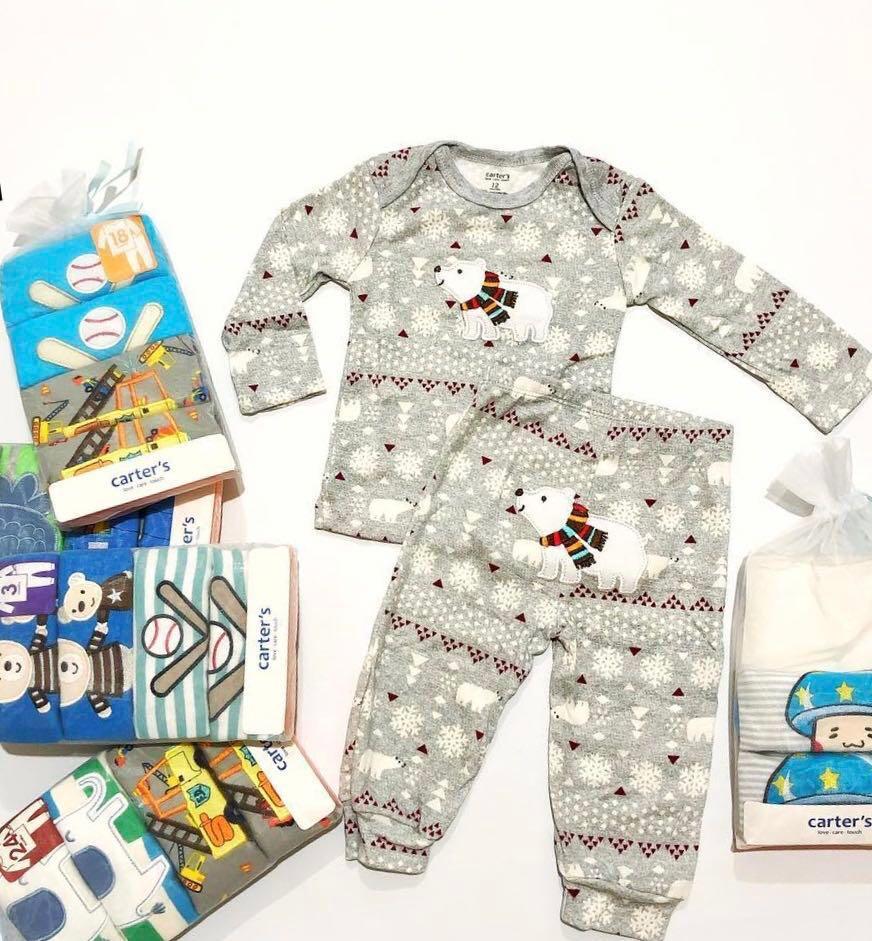 Carter's - 4in1 Pajamas
