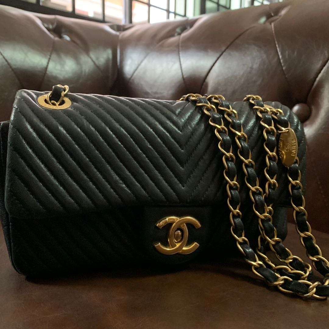 5293b6bc683da9 Chanel Bag, Women's Fashion, Bags & Wallets, Handbags on Carousell