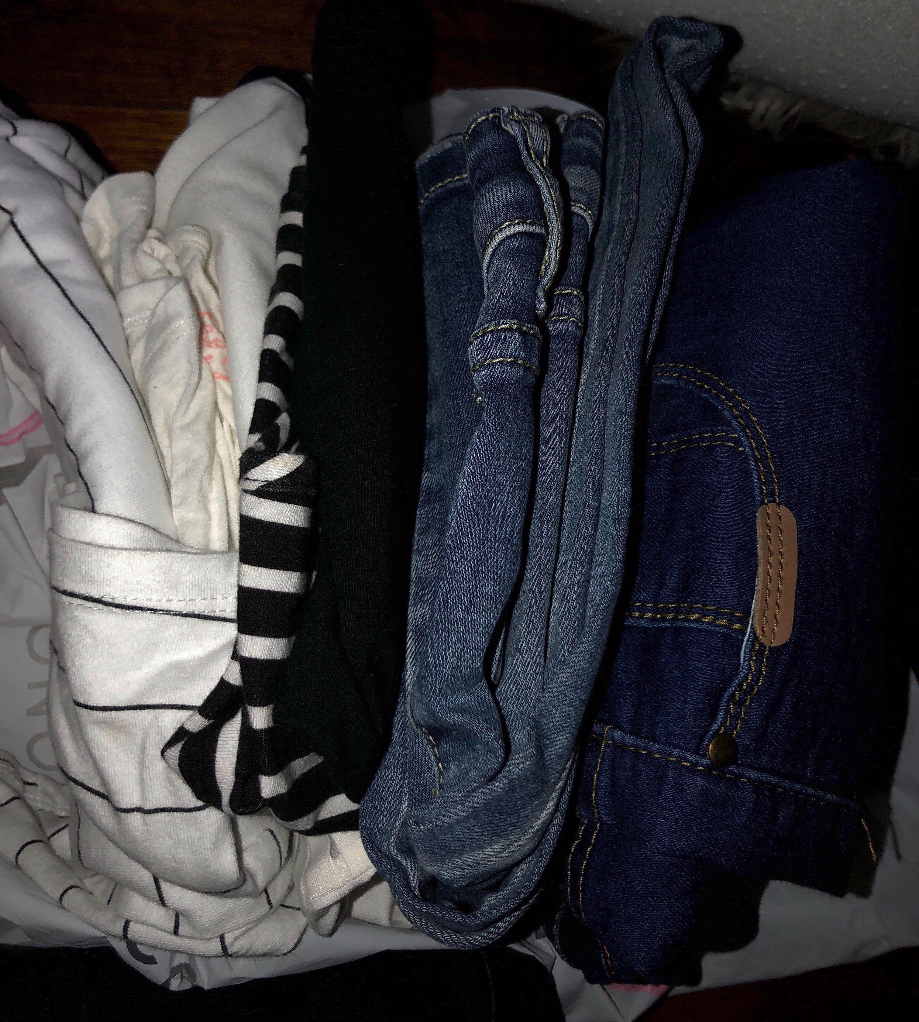Clothing bundle Xs-M